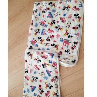 ディズニー(Disney)のお昼寝マット 敷きパット&毛布(敷パッド)