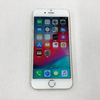 アップル(Apple)のau iPhone6 16GB ゴールド(スマートフォン本体)