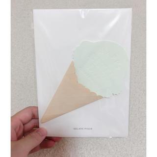 ジェラートピケ(gelato pique)のジェラートピケ メッセージカード&封筒(カード/レター/ラッピング)