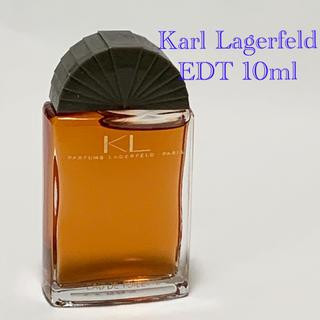 カールラガーフェルド(Karl Lagerfeld)のKarl Lagerfeld カール ラガーフェルド EDT 10ml ミニ香水(香水(女性用))