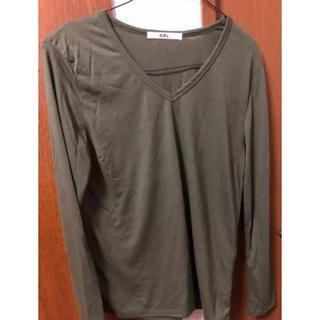 グレイル(GRL)のGRL グレイル ロングTシャツ(Tシャツ(長袖/七分))