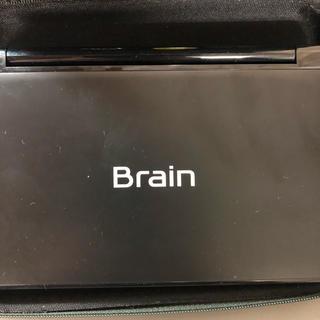 SHARP - Brain電子辞書 PW-SH1-B (ブラック系)