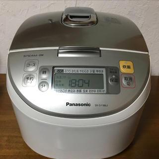 パナソニック(Panasonic)の値下げ❗️炊飯器 Panasonic スチームIHジャー 一升(調理道具/製菓道具)