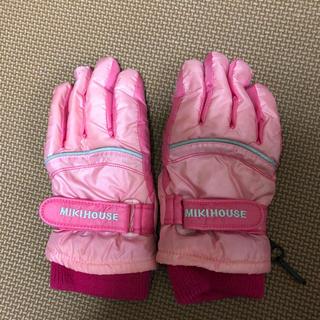 ミキハウス(mikihouse)のミキハウス スキー手袋 キッズ(手袋)