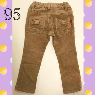 ムージョンジョン(mou jon jon)の子供服 95cm ズボン 女の子 ムージョンジョン 秋冬 パンツ ボトムス(パンツ/スパッツ)