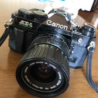 キヤノン(Canon)のCanon AE-1(フィルムカメラ)