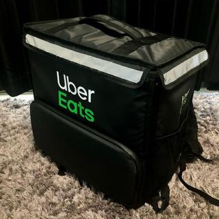 Uber Eats ウーバーイーツ 配達 バッグ ウバッグ ウバック(バッグパック/リュック)