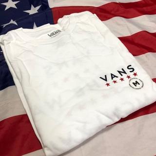 ヴァンズ(VANS)の星柄★vans ロンT 海外限定 スター(Tシャツ/カットソー(七分/長袖))