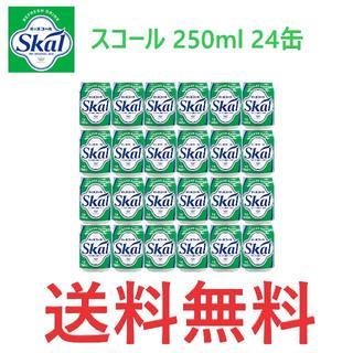 スコール ホワイト 250ml 24本 1ケース 1箱 南日本酪農協同(株)(ソフトドリンク)