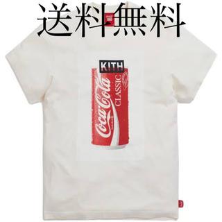 コカコーラ(コカ・コーラ)のKITH X COCA-COLA CHILLED VINTAGE TEE  (Tシャツ/カットソー(半袖/袖なし))