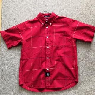 ギャップ(GAP)のGAP 子供半袖シャツ Mサイズ(ブラウス)