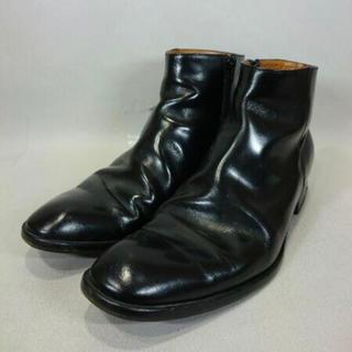マークジェイコブス(MARC JACOBS)のMARC JACOBS サイドジップブーツ (EUR41)(ブーツ)