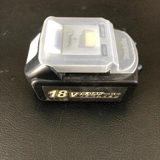 マキタ(Makita)のマキタ互換バッテリー18v6A  1個(その他)