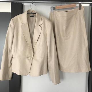 アーヴェヴェ(a.v.v)のa.v.v  上下 スカートスーツ(スーツ)