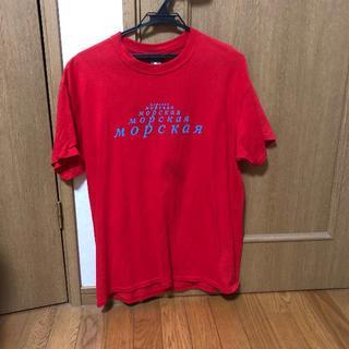 Gosha Rubchinskiy x Mumiy Troll サイズL(Tシャツ/カットソー(半袖/袖なし))