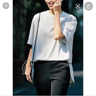 ミラオーウェン(Mila Owen)の☆VERY掲載☆mila owen / Tシャツライクブラウス(Tシャツ(半袖/袖なし))