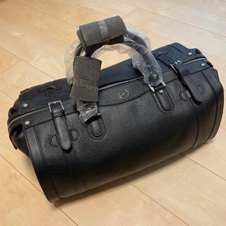 メルセデスベンツ☆ボストンバッグ 未使用ノベルティー(ボストンバッグ)