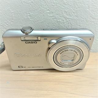 カシオ(CASIO)の📷CASIO EXILIM EX-ZS25(※充電器なし)(コンパクトデジタルカメラ)