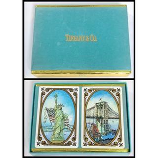 ティファニー(Tiffany & Co.)のtiffany & Co. ティファニー トランプ 2組セット(トランプ/UNO)