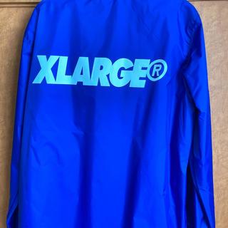 エクストララージ(XLARGE)の【値下げ】エクストララージ  コーチジャケット(ナイロンジャケット)