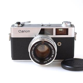 キヤノン(Canon)の☆整備品☆ キャノネットS ジャンク!!(フィルムカメラ)