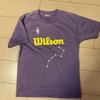 ウィルソン(wilson)のWilson 記念シャツ サイズXS(バドミントン)