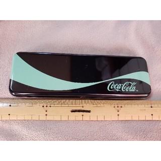 コカコーラ(コカ・コーラ)のCoca-Cola コカ・コーラ 缶 ペンケース ふでばこ(ノベルティグッズ)