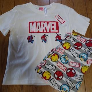 マーベル(MARVEL)のMARVEL  スパイダーマン パジャマ 120(パジャマ)