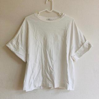 未使用アメリカンホリック白Tシャツ(Tシャツ(半袖/袖なし))