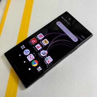 エクスペリア(Xperia)の2-5878 ジャンク! Xperia XZ1 Compact SO-02K(スマートフォン本体)