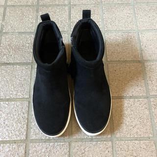 ニコアンド(niko and...)のスニーカーブーツ(ブーツ)