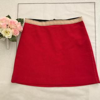 ダブルスタンダードクロージング(DOUBLE STANDARD CLOTHING)のDOUBLE STANDARD CLOTHING ⭐️スカート美品⭐️36(ミニスカート)