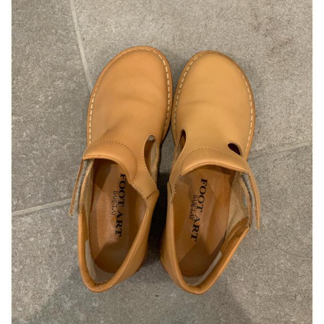 BARCLAY(バークレー)のオールレザー サンダル レディースの靴/シューズ(サンダル)の商品写真