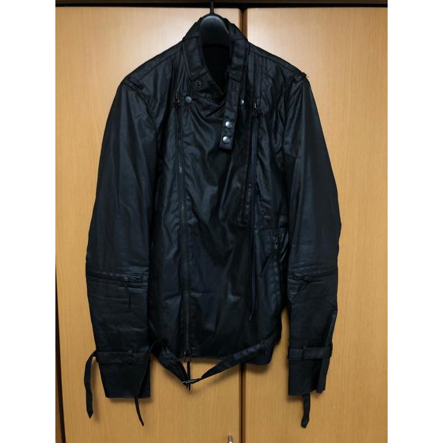 ATTACHIMENT(アタッチメント)のアタッチメント ライダースブルゾン2 メンズのジャケット/アウター(ライダースジャケット)の商品写真