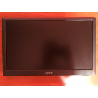エイサー(Acer)のPM161Qbu(PC周辺機器)