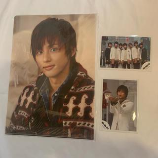 キスマイフットツー(Kis-My-Ft2)のSNOW DOME藤ヶ谷セット(アイドルグッズ)