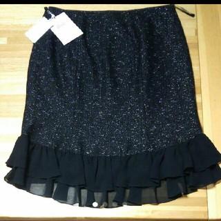 バービー(Barbie)のフリル スカート(ミニスカート)