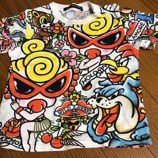 ヒステリックミニ(HYSTERIC MINI)のHYSTERICMINI tattoo Tシャツ90(Tシャツ/カットソー)