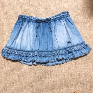 バーバリーブルーレーベル(BURBERRY BLUE LABEL)のバーバリーブルーレーベル スカパン キュロット スカートパンツ(キュロット)