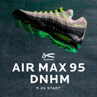 ナイキ(NIKE)のNIKE x DENHAM AIR MAX 95 DNHM 2(スニーカー)