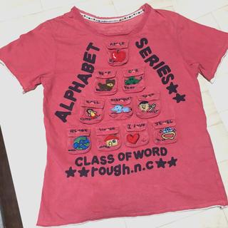 ラフ(rough)のrough Tシャツ フリーサイズ(Tシャツ(半袖/袖なし))