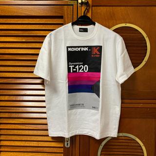 カラー(kolor)のKolor 20SS グラフィックTシャツ(Tシャツ/カットソー(半袖/袖なし))