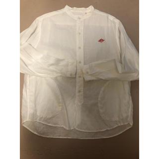 ダントン(DANTON)のdanton ノーカラーシャツ(シャツ/ブラウス(長袖/七分))