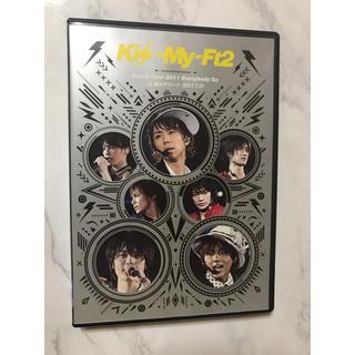 キスマイフットツー(Kis-My-Ft2)のKis-My-Ft2 Debut Tour 2011 Everybody Go (ミュージック)
