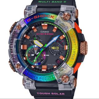 ジーショック(G-SHOCK)のG-SHOCK ボルネオ虹蛙 GWF-A1000BRT フロッグマン(腕時計(デジタル))