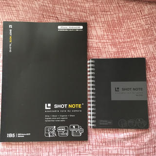 キングジム(キングジム)のキングジム SHOT NOTE 2冊セット(ノート/メモ帳/ふせん)