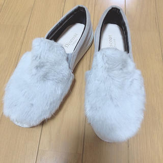ディスコート(Discoat)のファー シューズ 靴(スリッポン/モカシン)