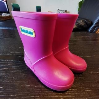 フタフタ(futafuta)のfutafuta 長靴 15センチ(長靴/レインシューズ)