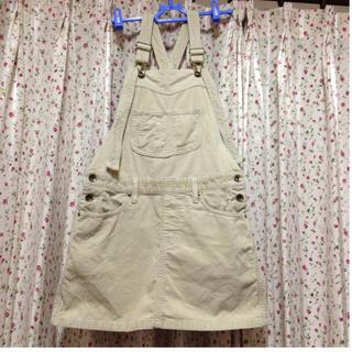 ローリーズファーム(LOWRYS FARM)のジャンバースカート(ミニスカート)