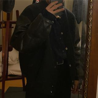 ショット(schott)の【極美品】Johnson Leathers ジャケット(ブルゾン)